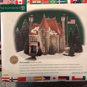The consulate department 56